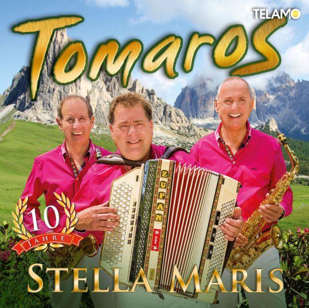 """""""Tomaros"""" verzaubern mit neuem Album """"Stella Maris"""""""