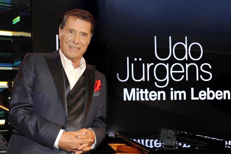 """Udo Jürgens """"ICH WAR NOCH NIEMALS IN NEW YORK"""" – Das Musical"""