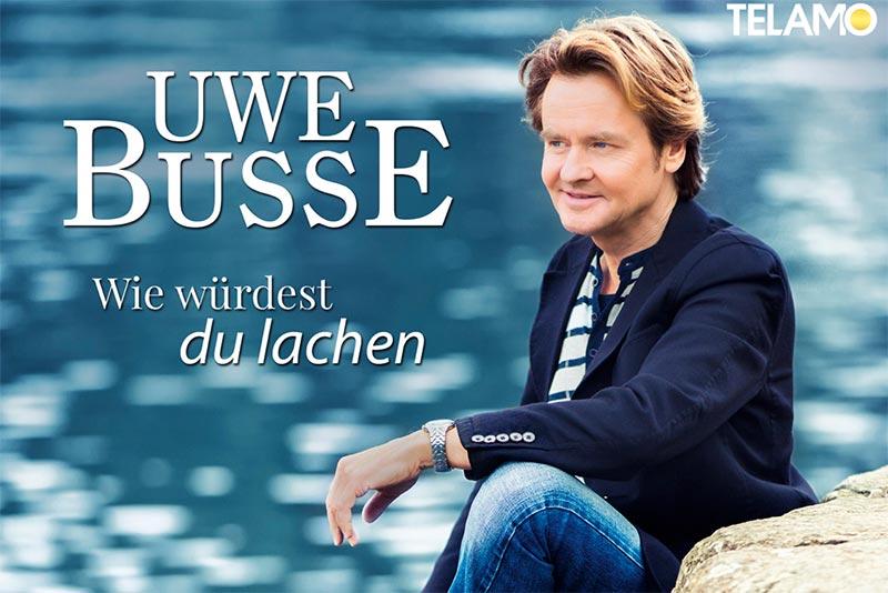 "Uwe Busses neue Single ""Wie würdest Du lachen"""