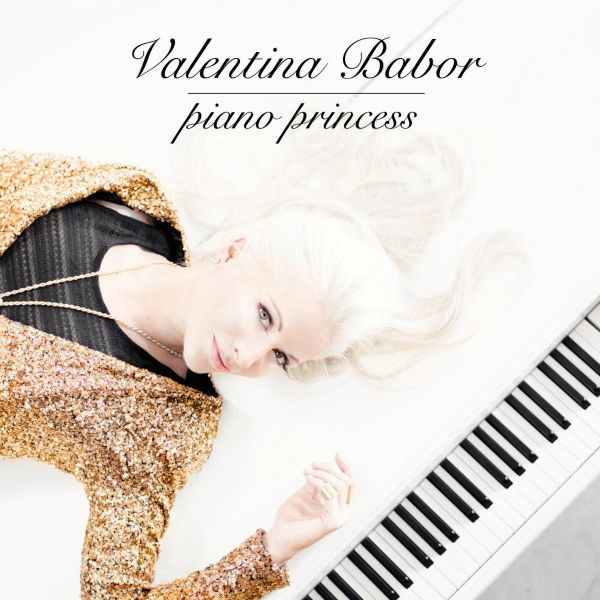 David Garrett produziert Album von Valentina Babor