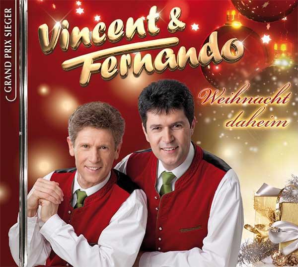 Weihnacht daheim – mit Vincent & Fernando!