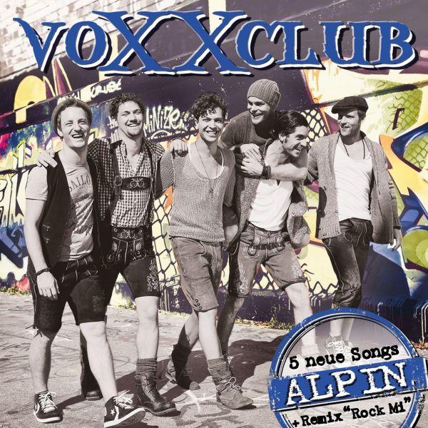 """Das Re-Release des Albums """"Alpin"""" von voXXclub ab dem 20. September im Handel – Schlager.de"""