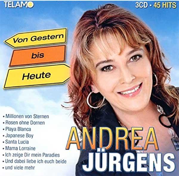 """""""Millionen von Sternen"""" im neuen Jahr mit Andrea Jürgens!"""