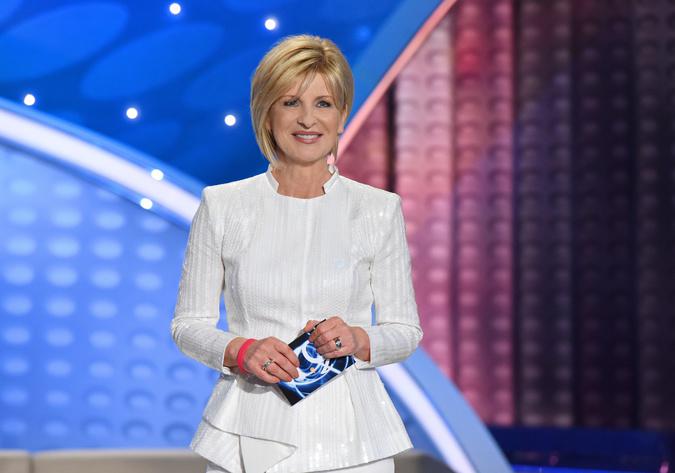 Carmen Nebel präsentiert Schlagerparty im ZDF
