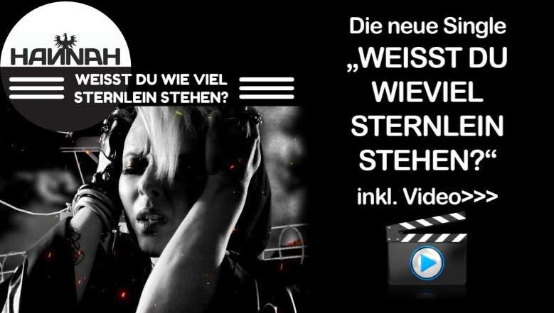 WEISST DU WIEVIEL STERNLEIN STEHEN?