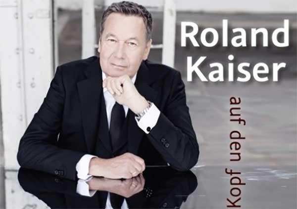 Roland Kaiser stürmt die Charts