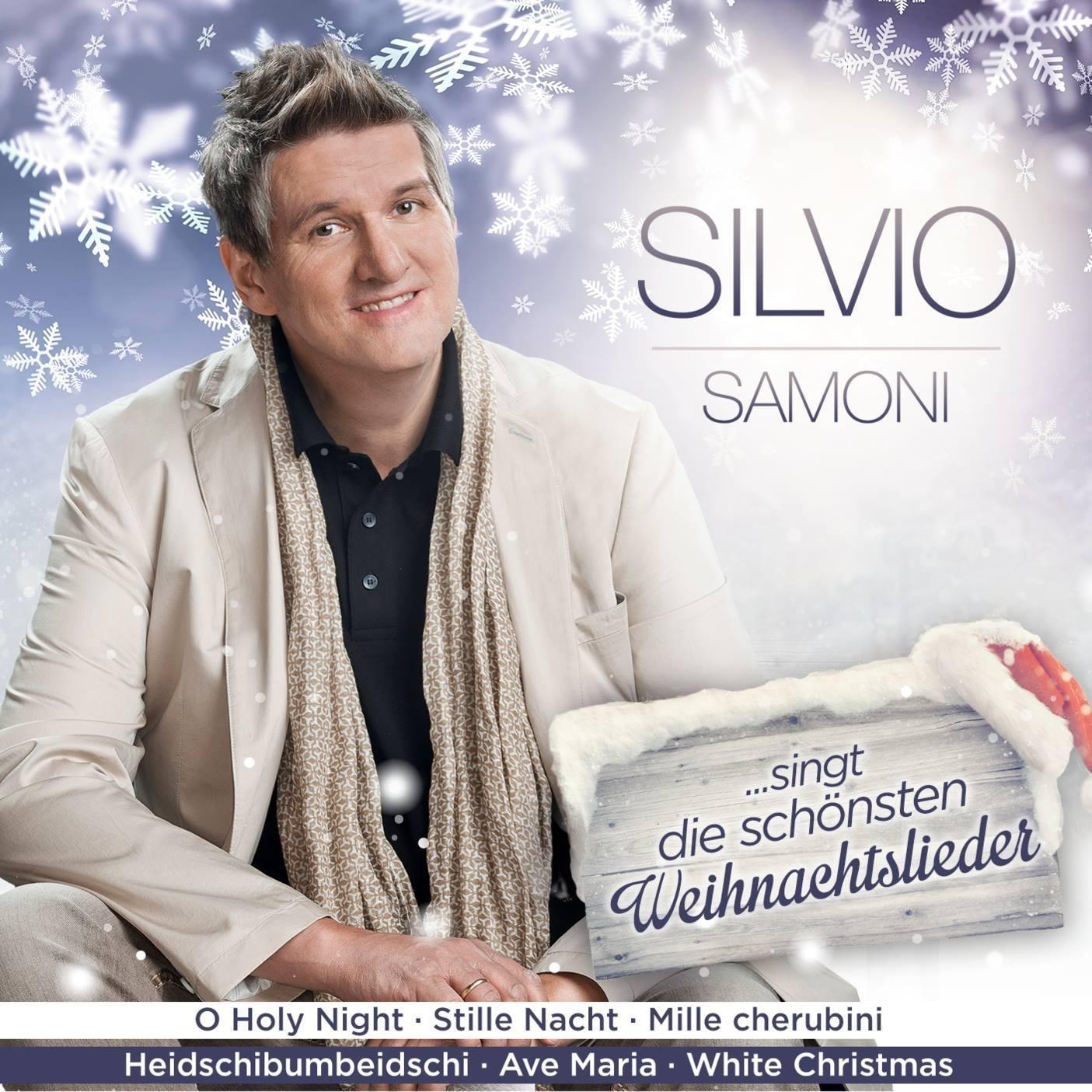 SILVIO SAMONI …singt die schönsten Weihnachtslieder