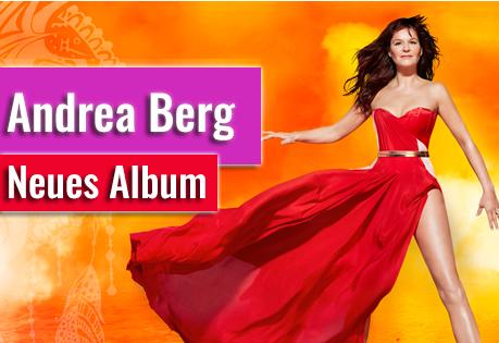 "Andrea Berg regt den Vorverkauf von ""Seelenbeben"" an"