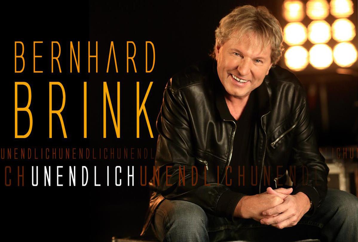 """Bernhard Brink: Heute erscheint sein neues Album """"Unendlich"""""""