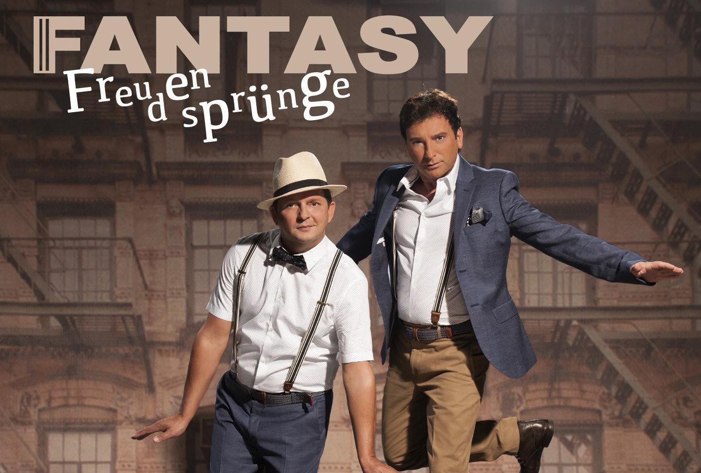 Das neue Album von Fantasy wurde produziert von Dieter Bohlen