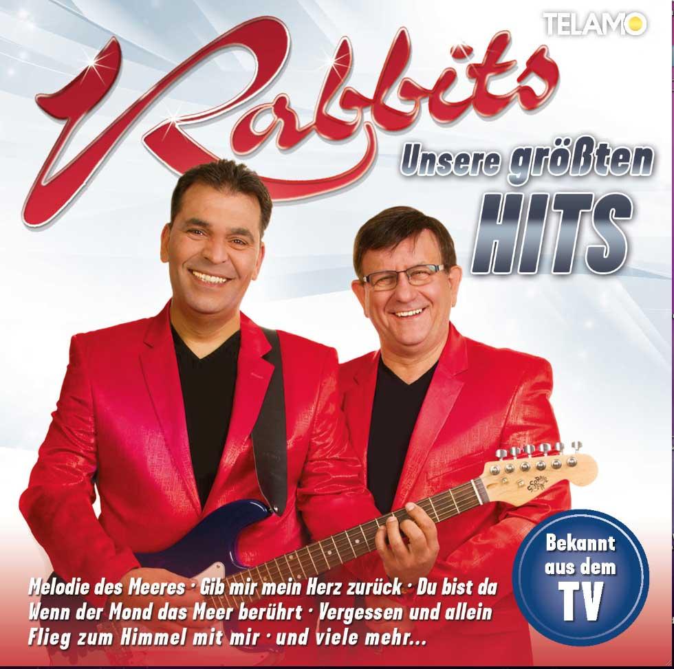 """Die Rabbits – """"Unsere größten Hits"""""""
