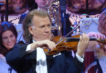 Happy Birthday, André Rieu!