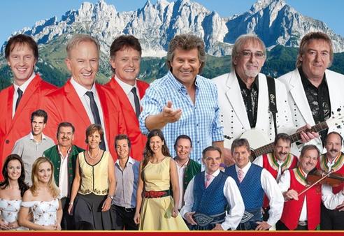 """Neue Platte – """"Das Beste der Volks- und Schlagermusik"""""""
