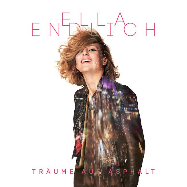 """Ella Endlich mit ihrem neuen Album """"Träume auf Asphalt"""""""