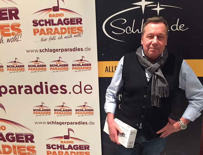 Schlager.de und Radio Schlagerparadies werden künftig kooperieren