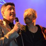 Paul Reeves und Ross Antony
