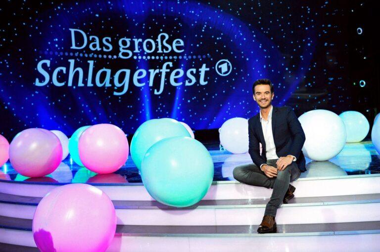 """""""Das große Schlagerfest"""" – Roland Kaiser und Andrea Berg sind dabei"""