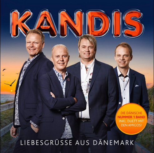 """""""Liebesgrüße aus Dänemark"""" von KANDIS"""