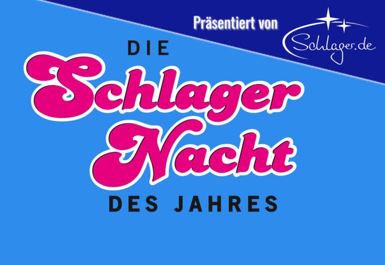 Vorverkauf für die Hamburger Schlagernacht des Jahres 2017