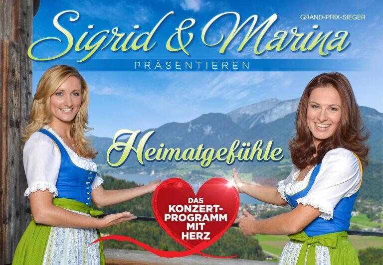 Sigrid & Marina 2017 auf großer Deutschland-Tournee!