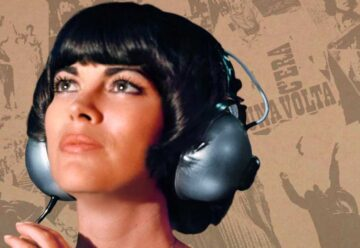 Mireille Mathieu singt Filmmusiken von Ennio Morricone