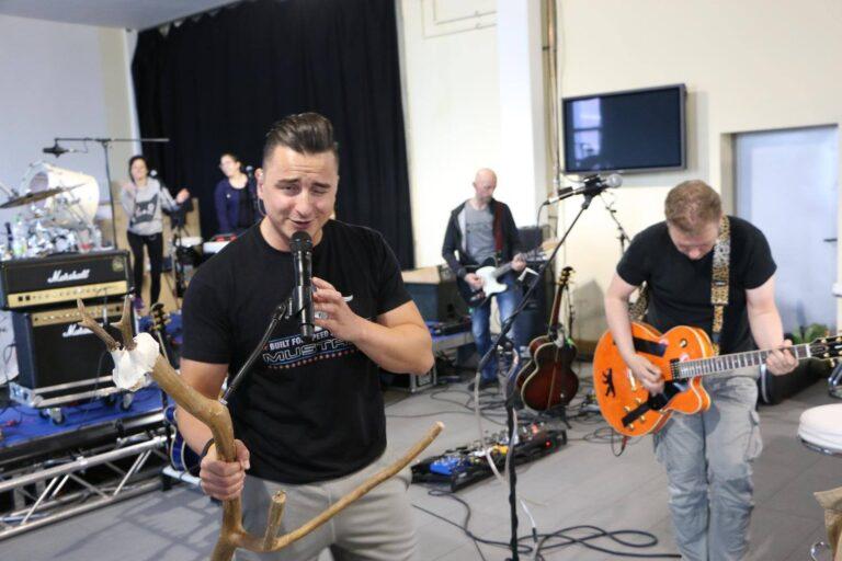 "Start der ""Volks-Rock'n'Roller Open Air Tournee"" mit Andreas Gabalier"