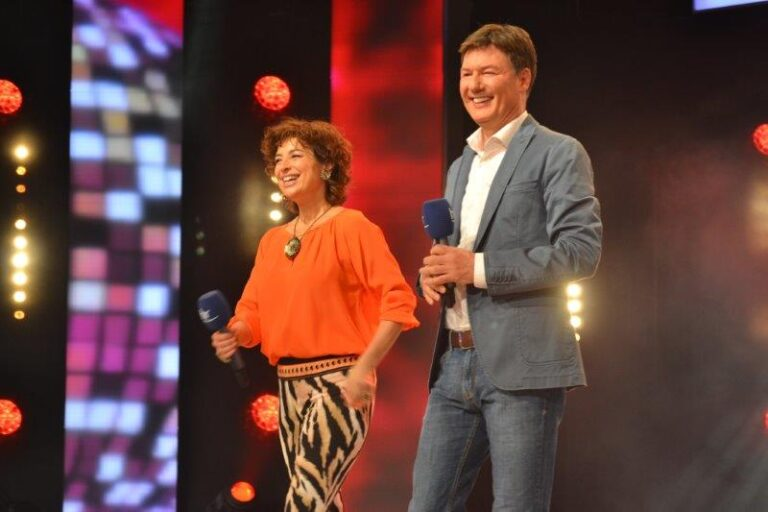 """Schlagerparty """"Die Elfte"""" Aufzeichnung mit Isabel Varell, Dieter Voss…"""