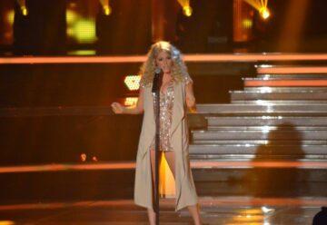"""""""Super Trouper"""" – Julia Lindholm mit ihrer Hommage an ABBA"""