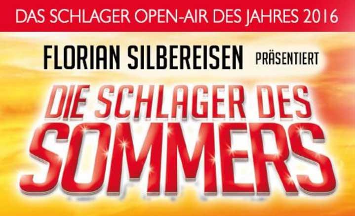 Florian Silbereisen präsentiert die Schlager des Sommers!