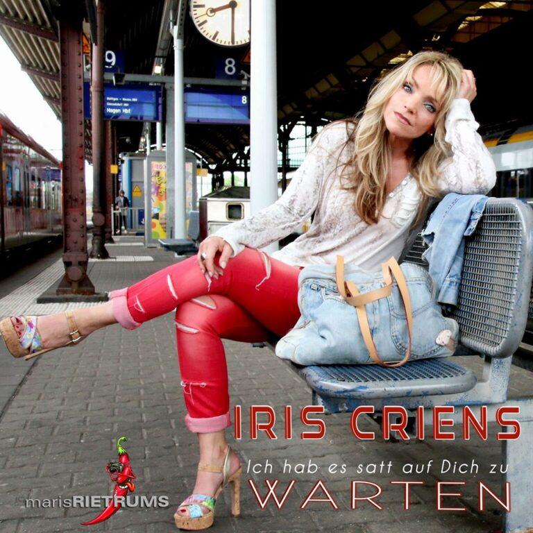 IRIS CRIENS – Die NEUE SINGLE mit Ohrwurmpotential!