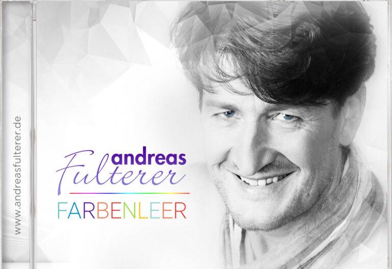 """""""Farbenleer"""" – das neue Album von Andreas Fulterer"""
