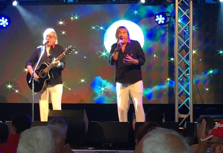 """Amigos CD-Präsentation war """"Wie ein Feuerwerk"""""""