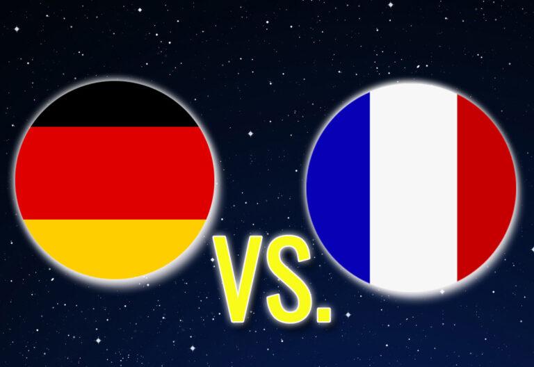 Deutschland gegen Frankreich bei der Fußball-EM! Wie ist Euer Tipp?