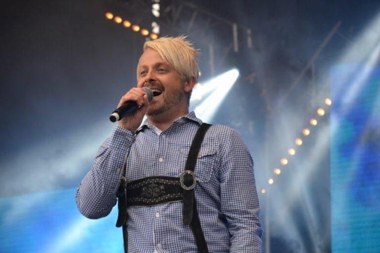 Stars bei der Messe Wächtersbach 2017: Ross Antony, die Kastelruther Spatzen…