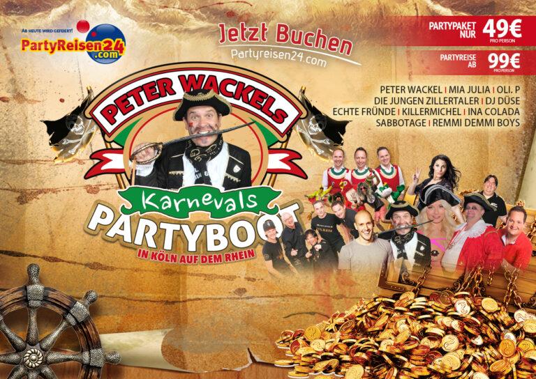 Karneval in Köln: Piraten kapern die Domstadt!