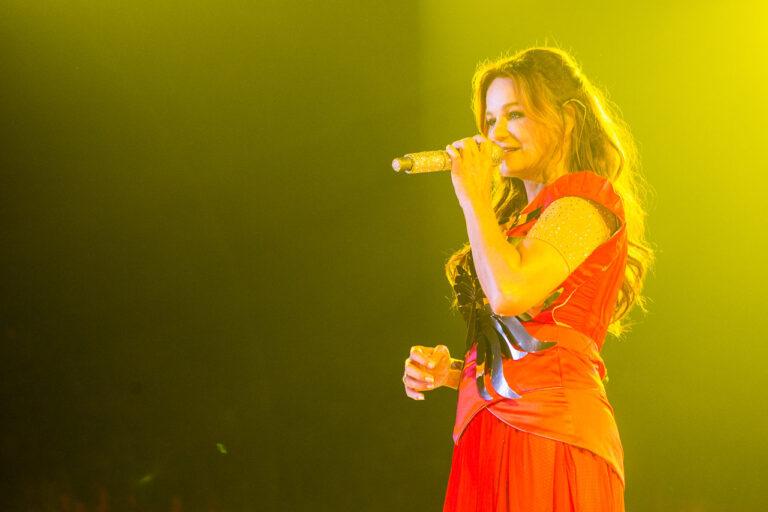 Andrea Berg wieder auf Platz 1 der Schlager-Charts