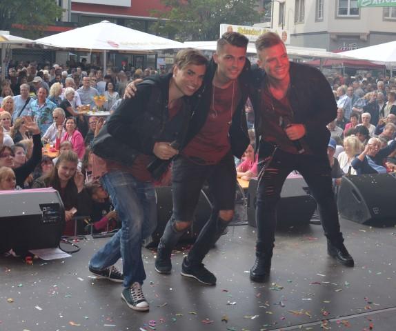 """""""ZEITFLUG"""" – Schlager-Boy-Band fliegt in die Herzen der Fans!"""