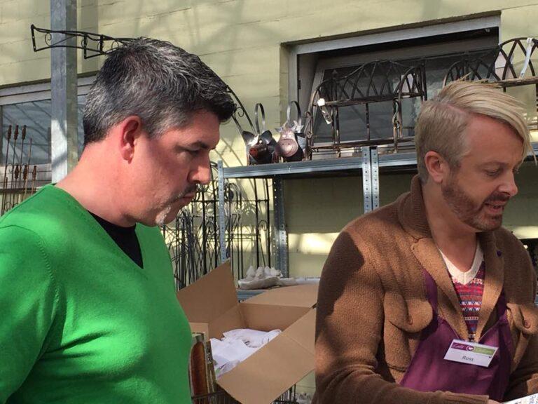 Ross Antony & sein Mann Paul – 10 Jahre nach der ersten Hochzeit