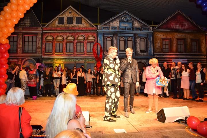 """""""Tanz unterm Regenbogen"""" Aids-Gala mit vielen bekannten Stars!"""