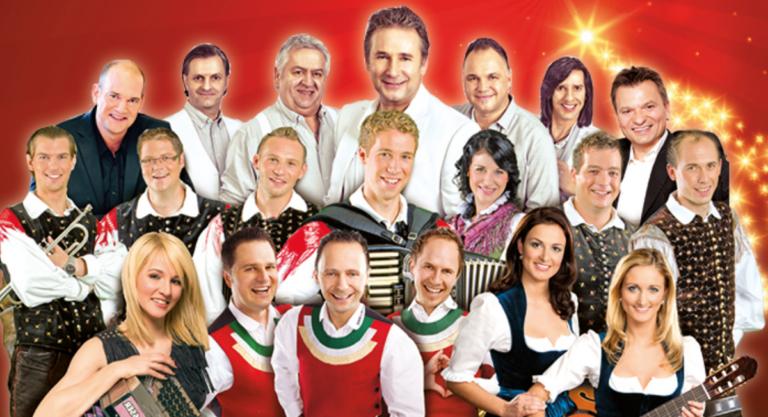 Zauber der Weihnacht – große Österreich Tournee 2016