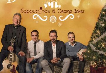 Weihnachtssingle der Cappuccinos zusammen mit George Baker