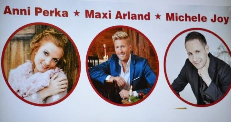 Weihnachten mit Schlagerstars on Tour: Anni Perka, Maxi Arland…