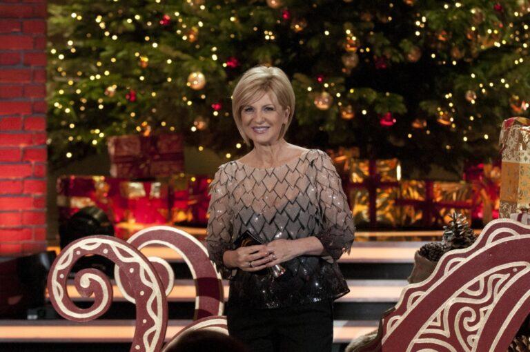 Heiligabend bei Carmen Nebel: Diese Stars feiern mit ihr
