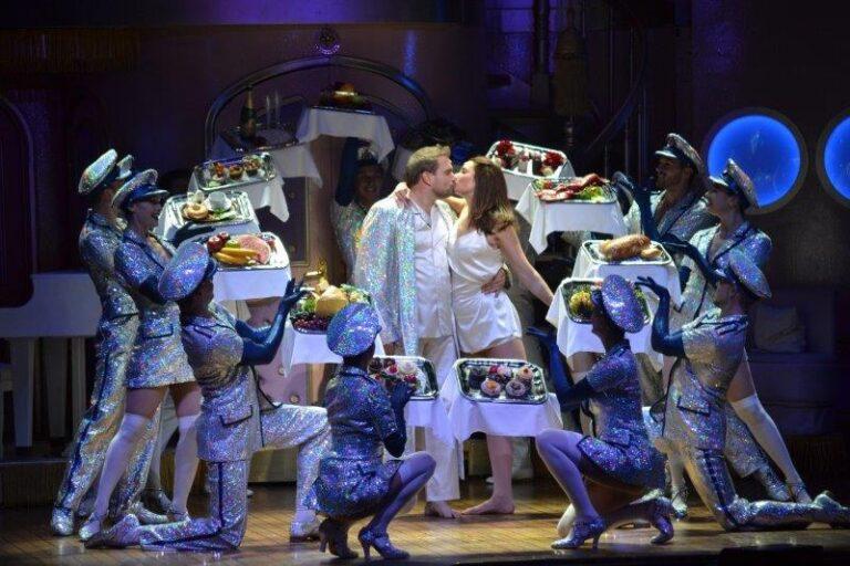 Udo Jürgens Musical feiert in Essen Premiere