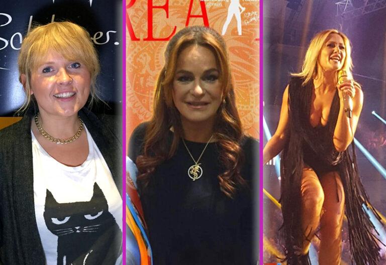 Maite Kelly hängt Andrea Berg und Helene Fischer ab