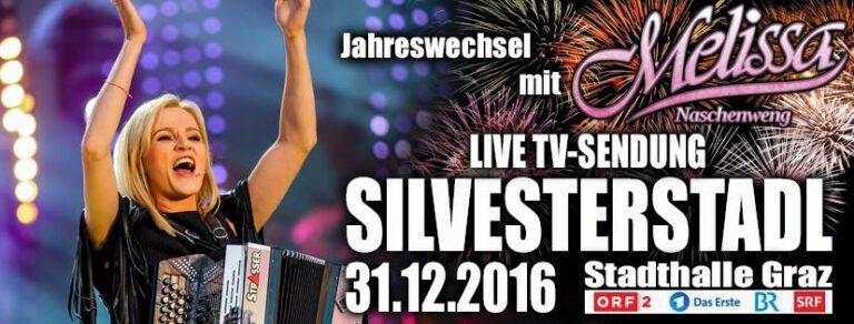 Jahreswechsel mit Melissa Naschenweng im Silvesterstadl
