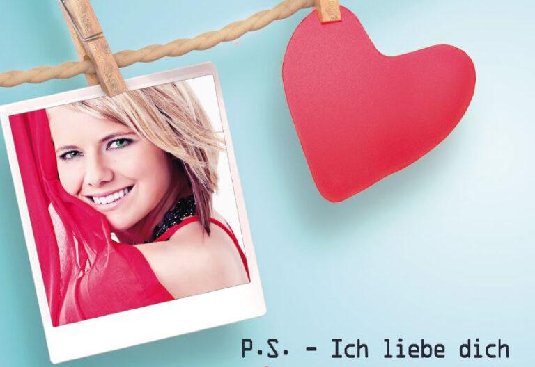 """MELANIE PAYER – aktuelle Single """"P.S. – Ich liebe dich"""""""