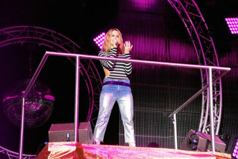 Vanessa Mai mit Live-DVD