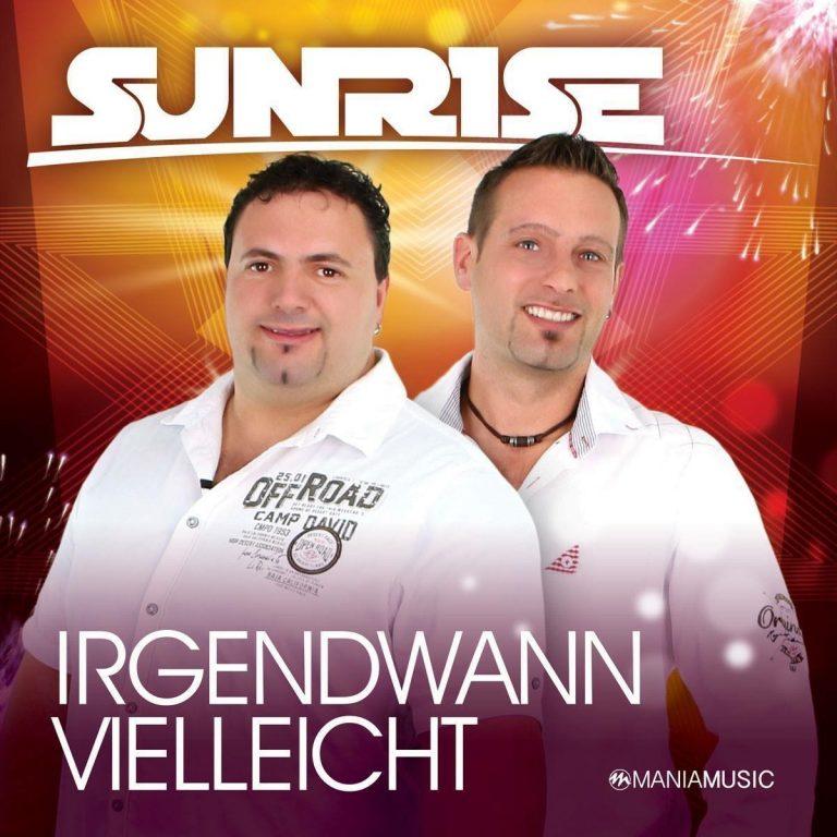 Voller Freude fiebern Sunrise dem Samstag entgegen!