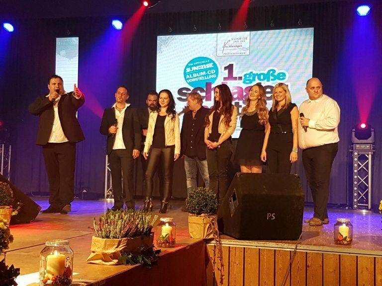 Sunrise & Co. begeistern in Mietingen